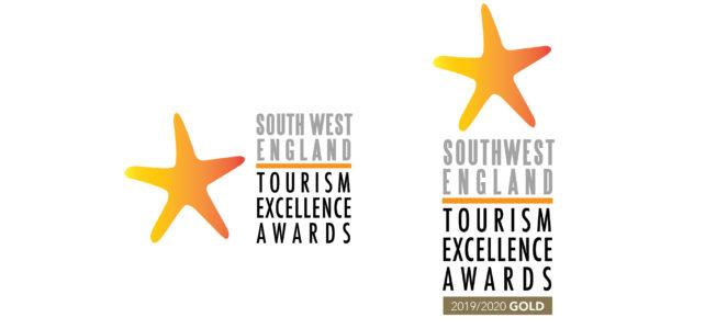 New logo design for South West England Tourism Excellence Awards